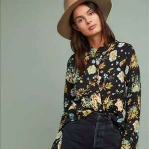 Anthropologie Maeve whimsy blouse 2 🌟🌟🌟